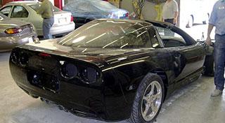2003 Corvette